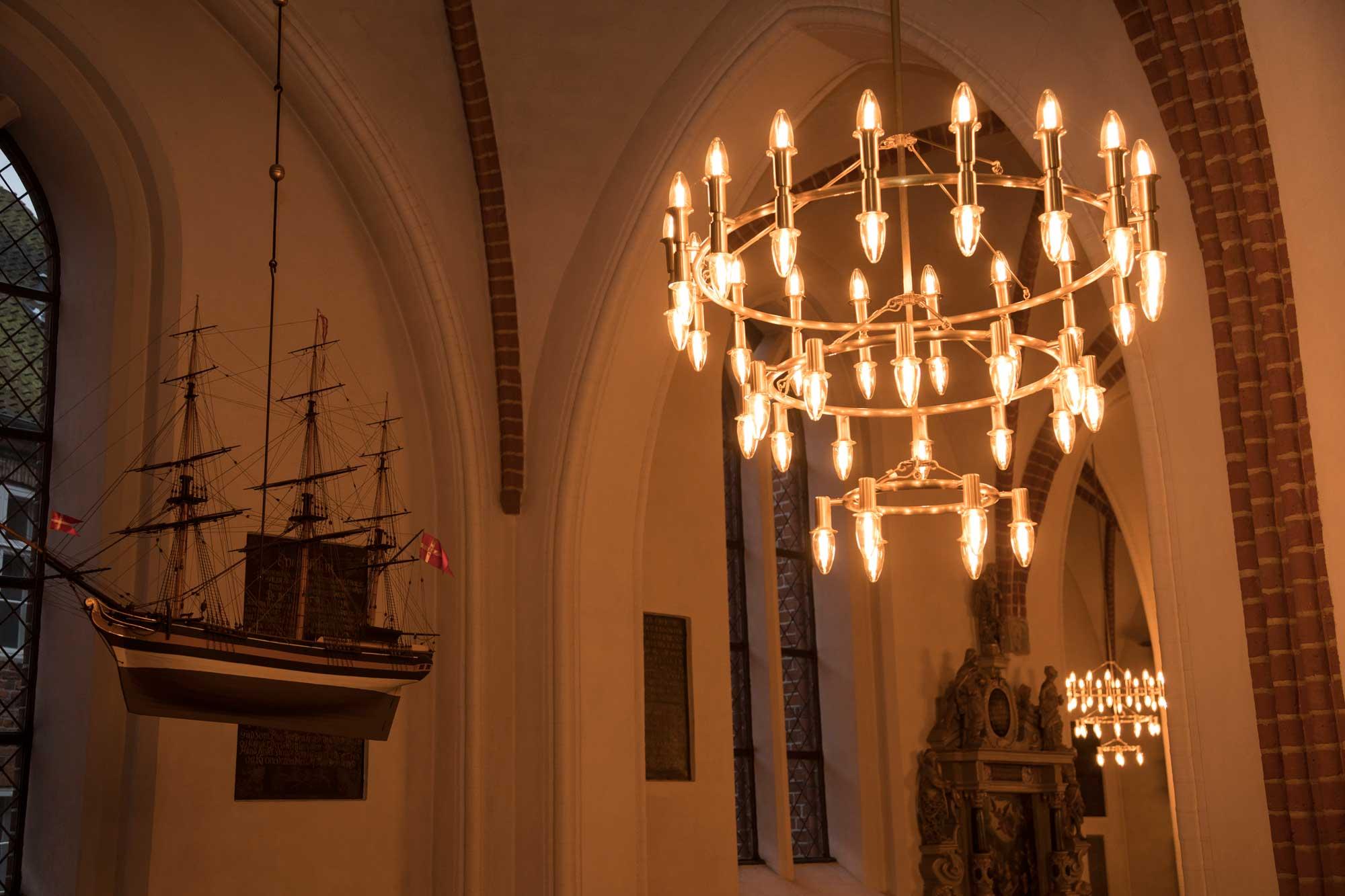 Kirkebelysning