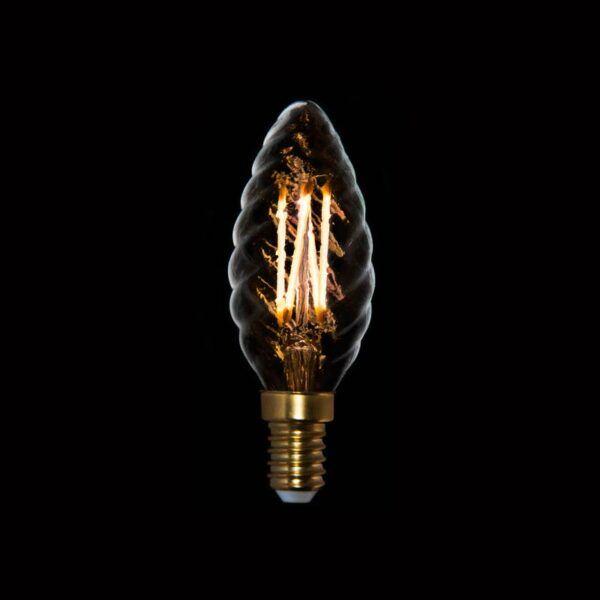 LED Krystalkerte